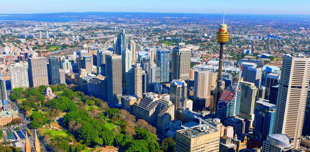 Sydney Tower Eye Entry Tickets