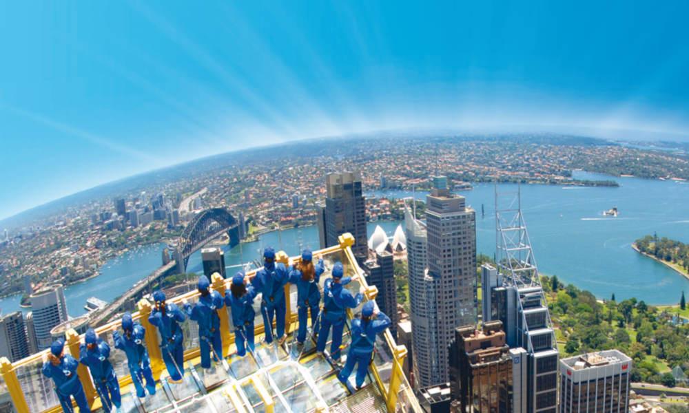 Sydney Tower SKYWALK Tickets