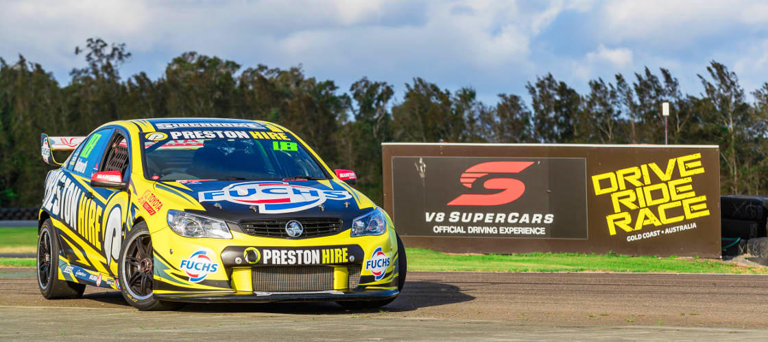 Supercars Drive and Ride Packages