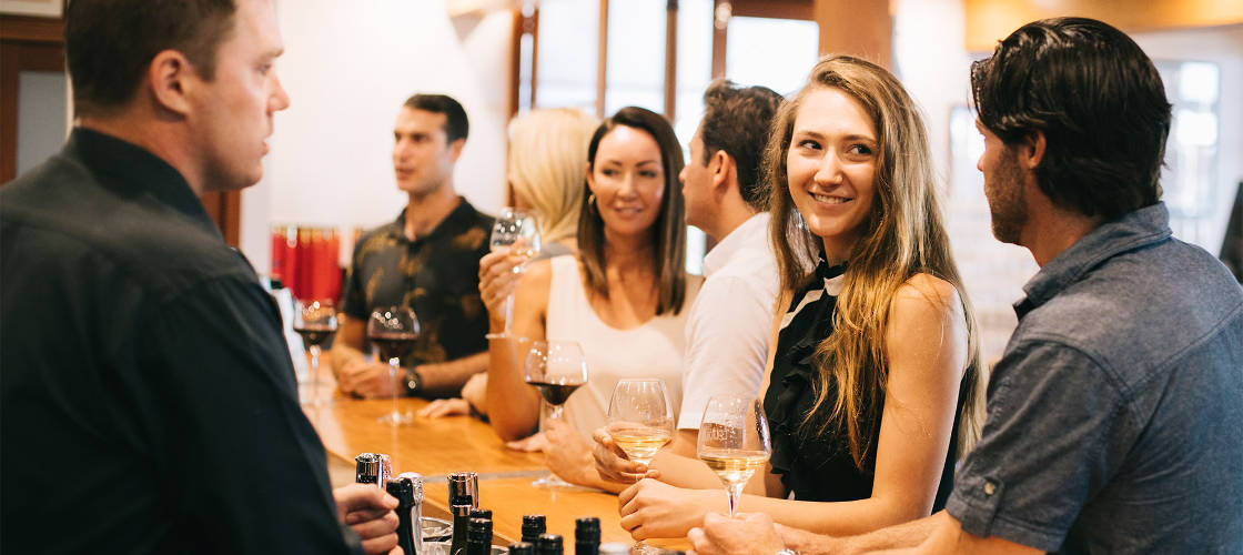 Sirromet Winery Behind the Scenes Tours with Optional Dining Experiences