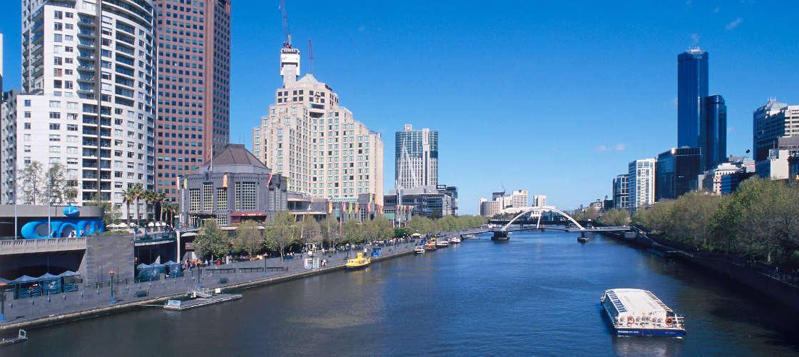 Melbourne Port & Docklands 1 hour Sightseeing Cruise