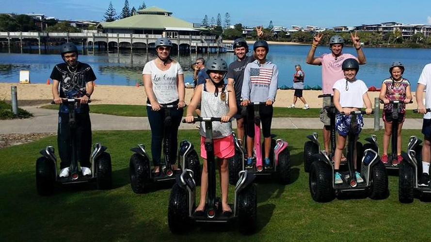 Segway Eco Xperience