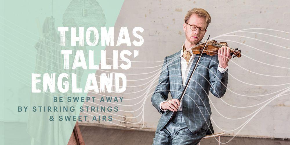 Thomas Tallis' England