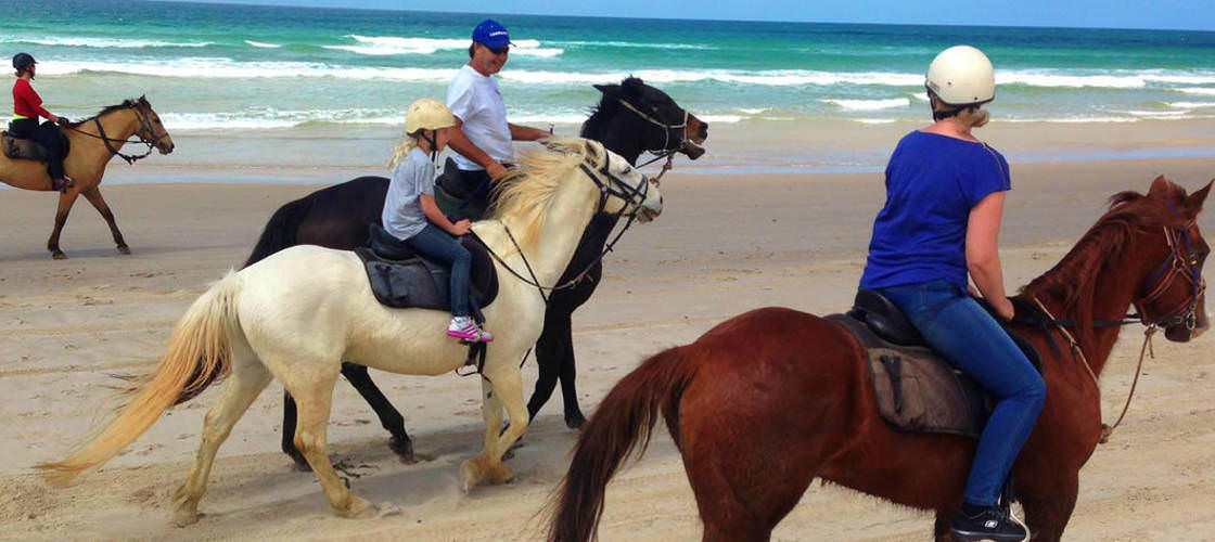 Horse Riding in Byron Bay