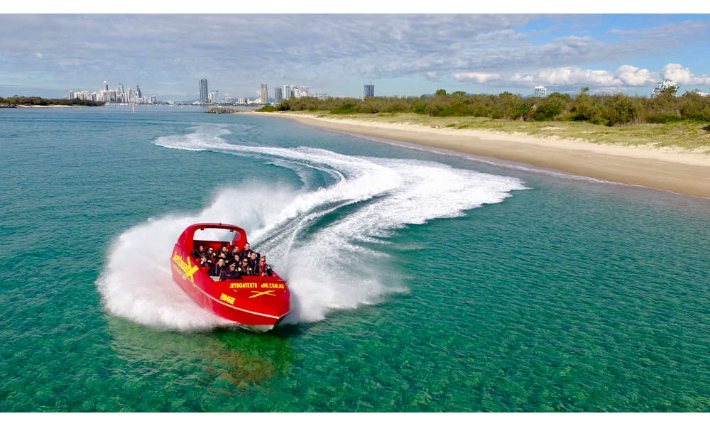 Surfers Paradise Ultimate Jetboat Ride - 55 Minutes
