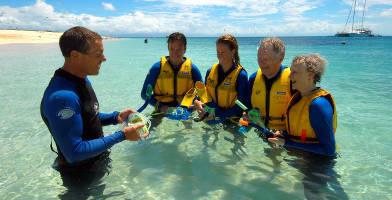 Michaelmas Cay Sailing Cruise