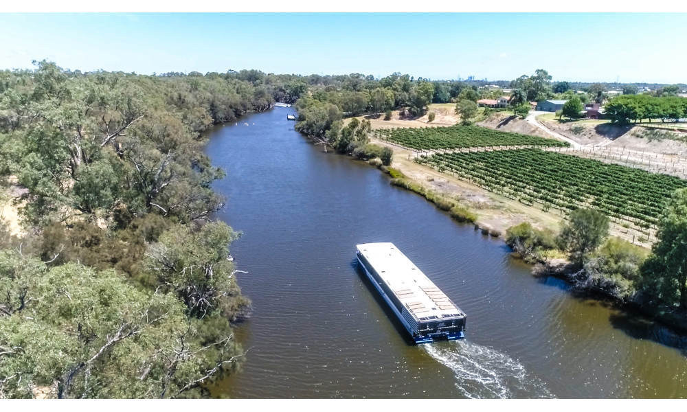 Swan Valley Full Day Wine Tasting Cruise including Lunch