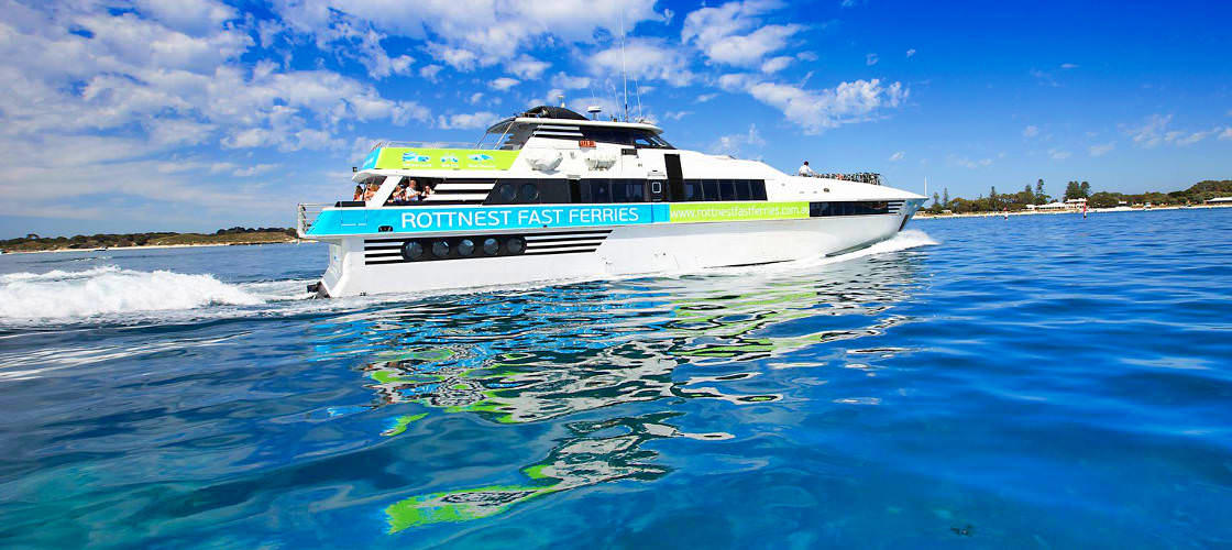 Rottnest Island Ferry and Day Tour Packages from Hillarys Boat Harbour