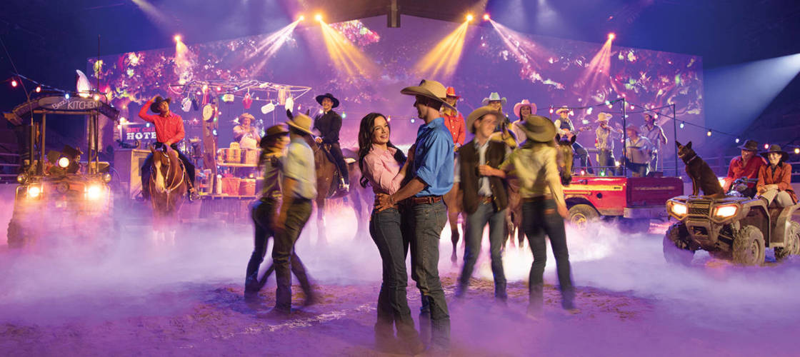 Australian Outback Spectacular Dinner and Show Tickets