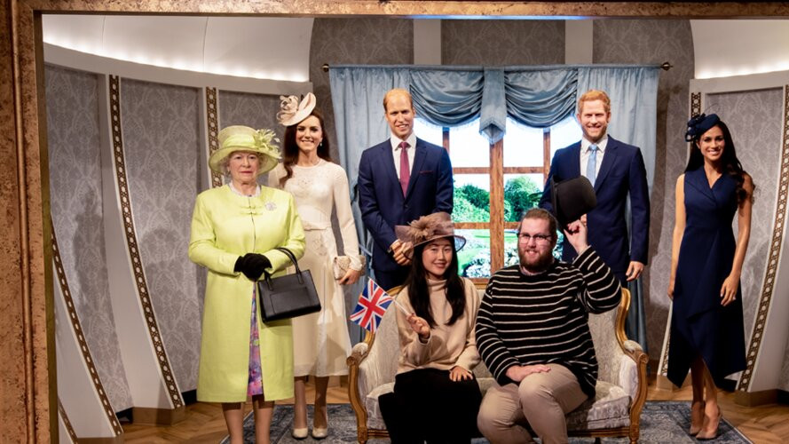 Madame Tussauds Special Offers