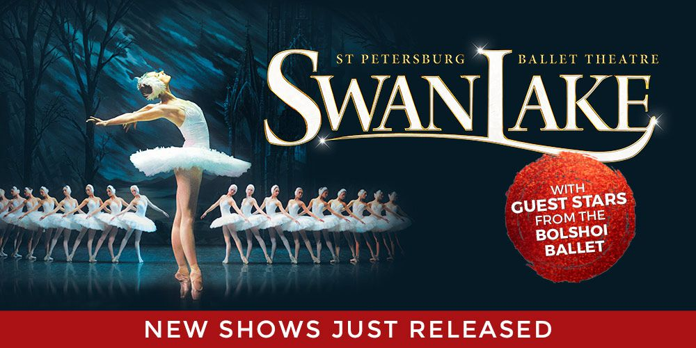 St Petersburg Ballet Theatre's Swan Lake