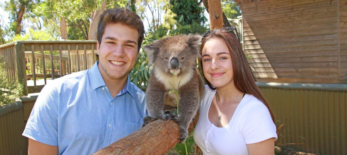 Ballarat Wildlife Park Entry