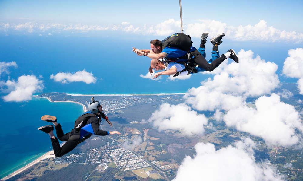 Byron Bay 15,000ft Tandem Skydive