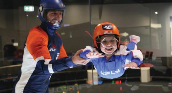 iFLY Indoor Skydiving in Penrith