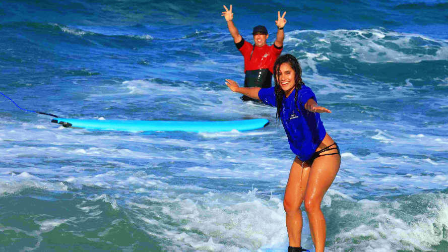 Gold Coast Learn To Surf Experience