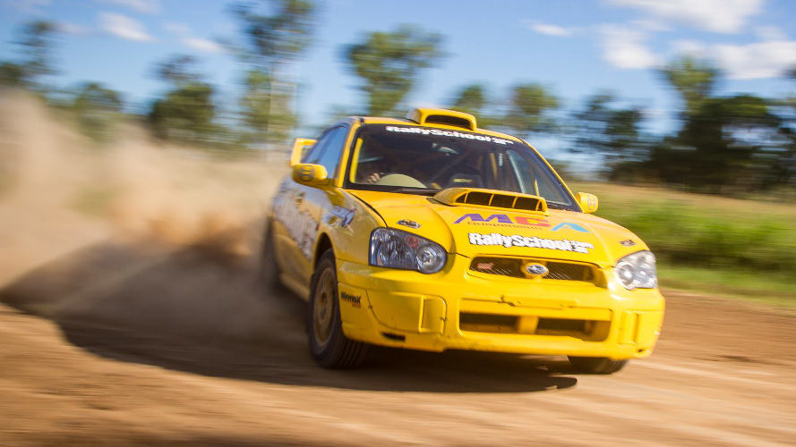 Central NSW Rally Driving Experiences Colo Heights