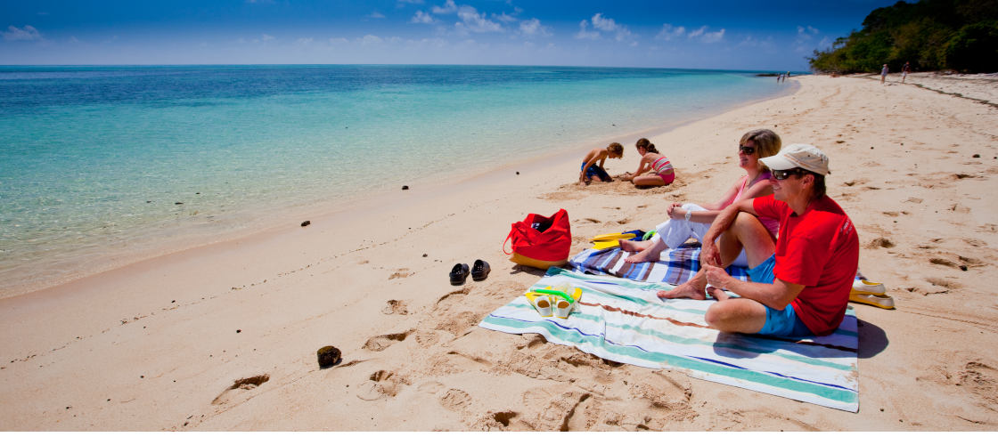 Green Island Day Trips from Cairns