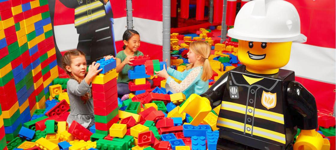 Legoland Discovery Centre Melbourne Tickets