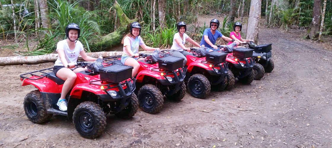 Kuranda Rainforest ATV Tour