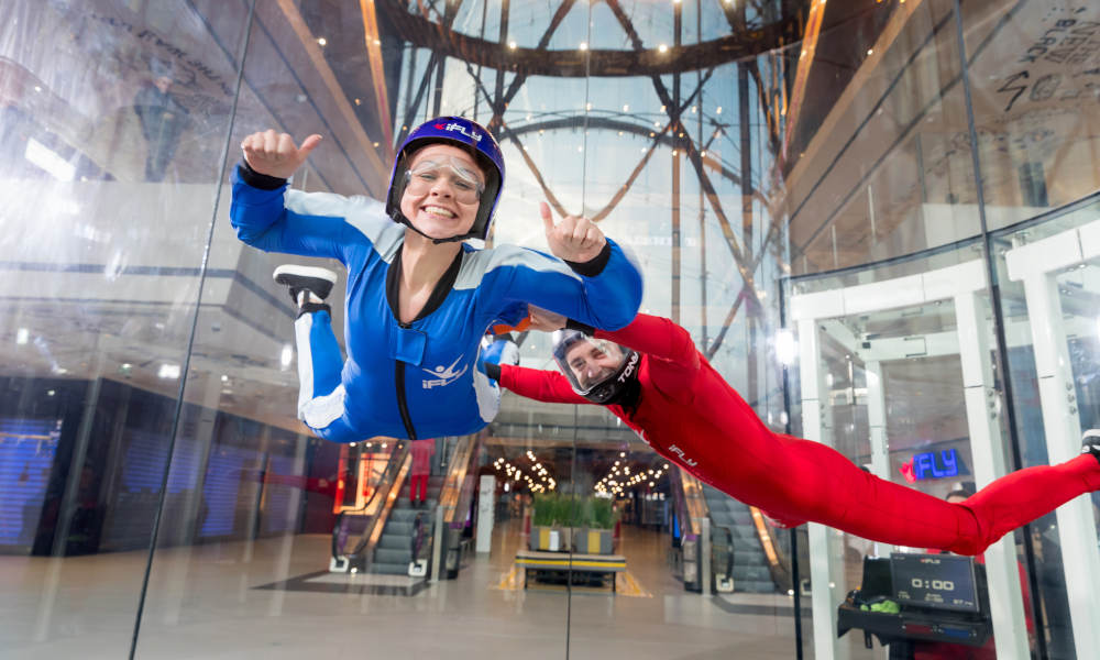 iFLY Indoor Skydiving Perth - Kickstart