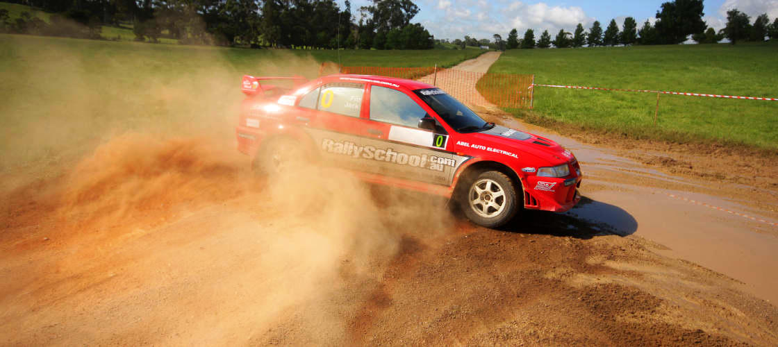 Brisbane Rally Driving Experiences
