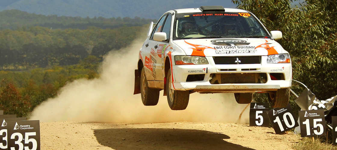 Adelaide Rally Driving Experiences