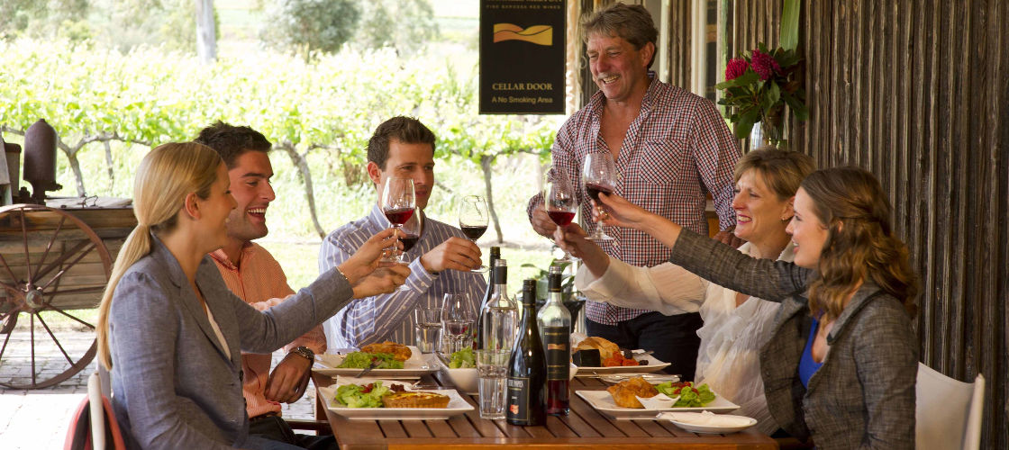 Barossa Valley Hop On Hop Off Tours