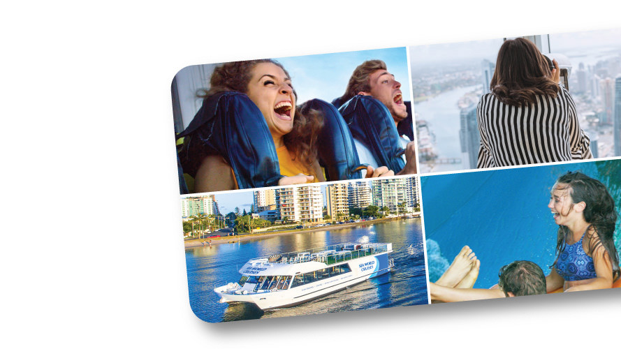 Unlimited Pass to Dreamworld WhiteWater World & SkyPoint til Jun 2018 PLUS Cruise