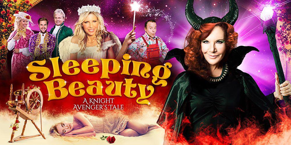 Sleeping Beauty – A Knight Avenger's Tale