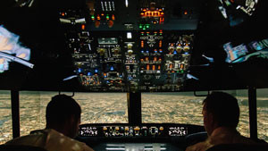 Jet Flight Simulator Canberra ? 30 Minute Challenge Flight