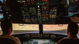 Jet Flight Simulator Canberra ? 90 Minute Challenge Flight