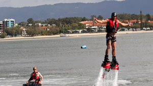 Flyboard Gold Coast - 10 Minutes for the price of 5 Minutes!