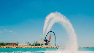 Flyboard Introduction Experience, 30 Minutes - Geraldton, WA