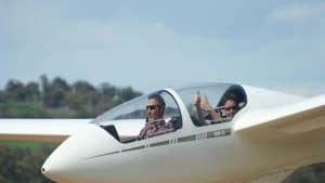 Gliding Introductory Flight Perth WA