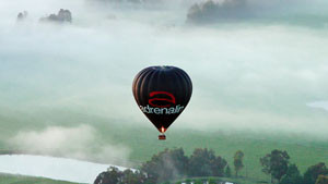 Hot Air Balloon Melbourne, Yarra Valley (Flight Only)