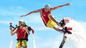 Jet Pack OR Board Flight, In-Water Training PLUS 15 Minute Flight - Central Coast