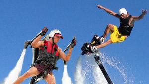 Jet Pack OR Board Flight, In-Water Training PLUS 15 Minute Flight - Sydney
