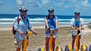 Segway Safari Adventure, 60 minutes ? Main Beach Gold Coast