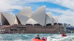 Self Drive Boat Adventure, Sydney Harbour Highlights Tour - INCLUDES PASSENGER
