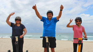 Segway Gold Coast Safari 90 minutes ? Surfers Paradise