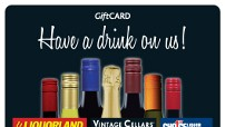 Liquorland, Vintage Cellars, 1st Choice Superstore Gift Cards