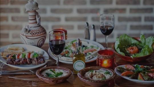 Almazett Lebanese Restaurant