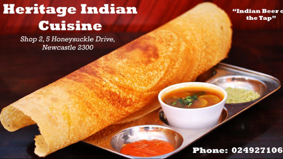 Heritage Indian Cuisine on the Waterfront