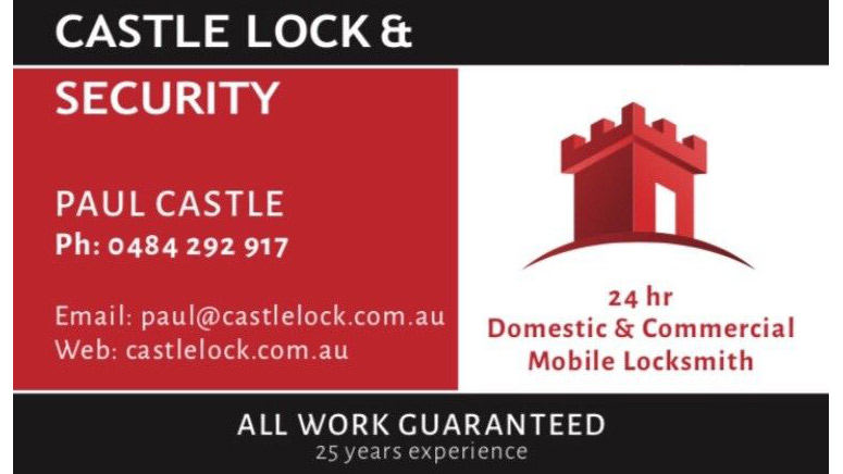Castle Lock and Security