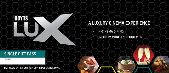 Hoyts LUX National Restricted Voucher