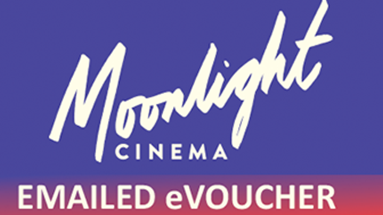 Moonlight Cinema - General Admission eVoucher