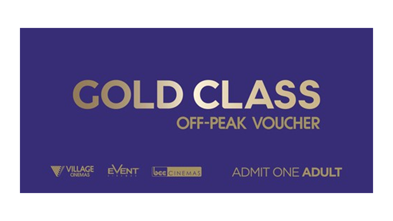 Simple As - Buy Gold Class Off-Peak E-Voucher