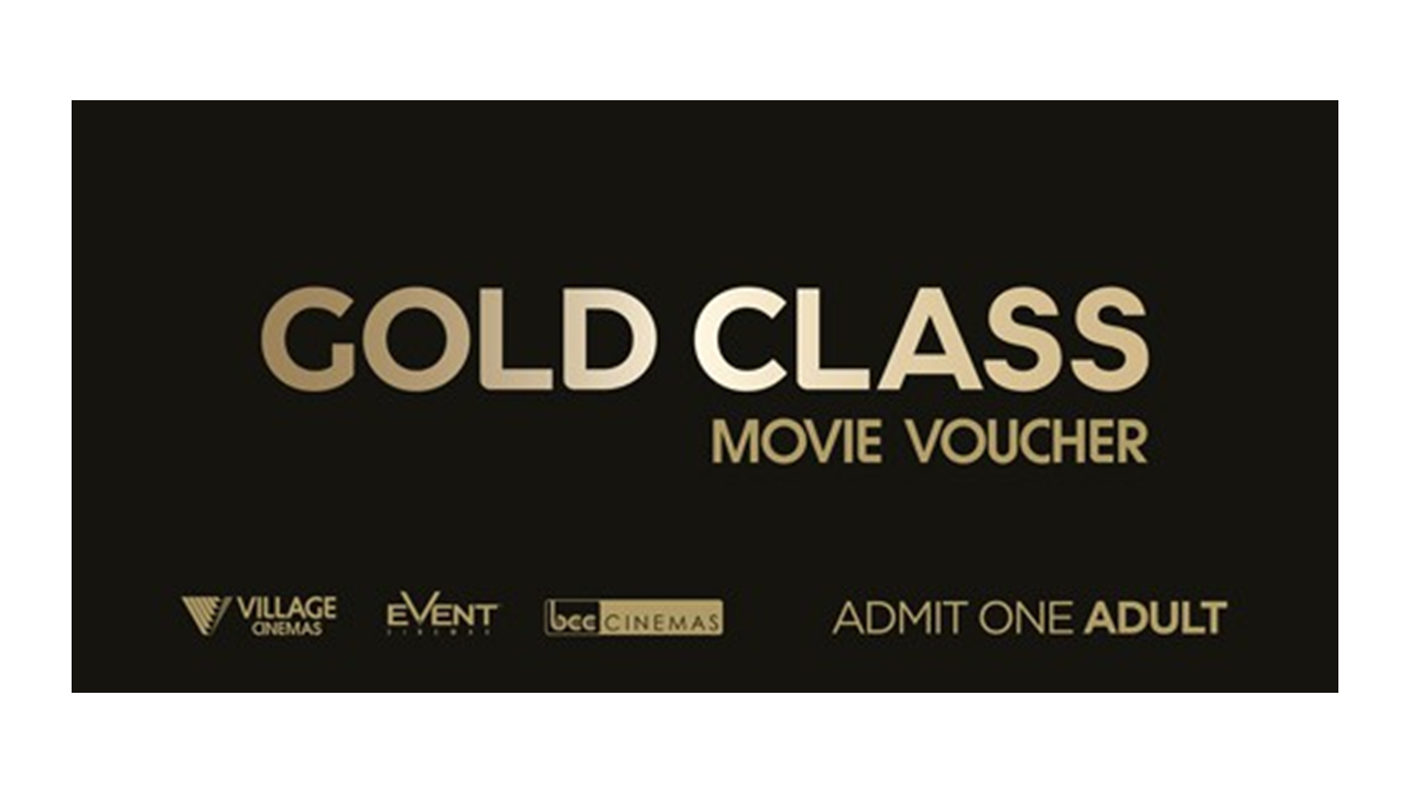 Simple As - Buy Gold Class E-Voucher