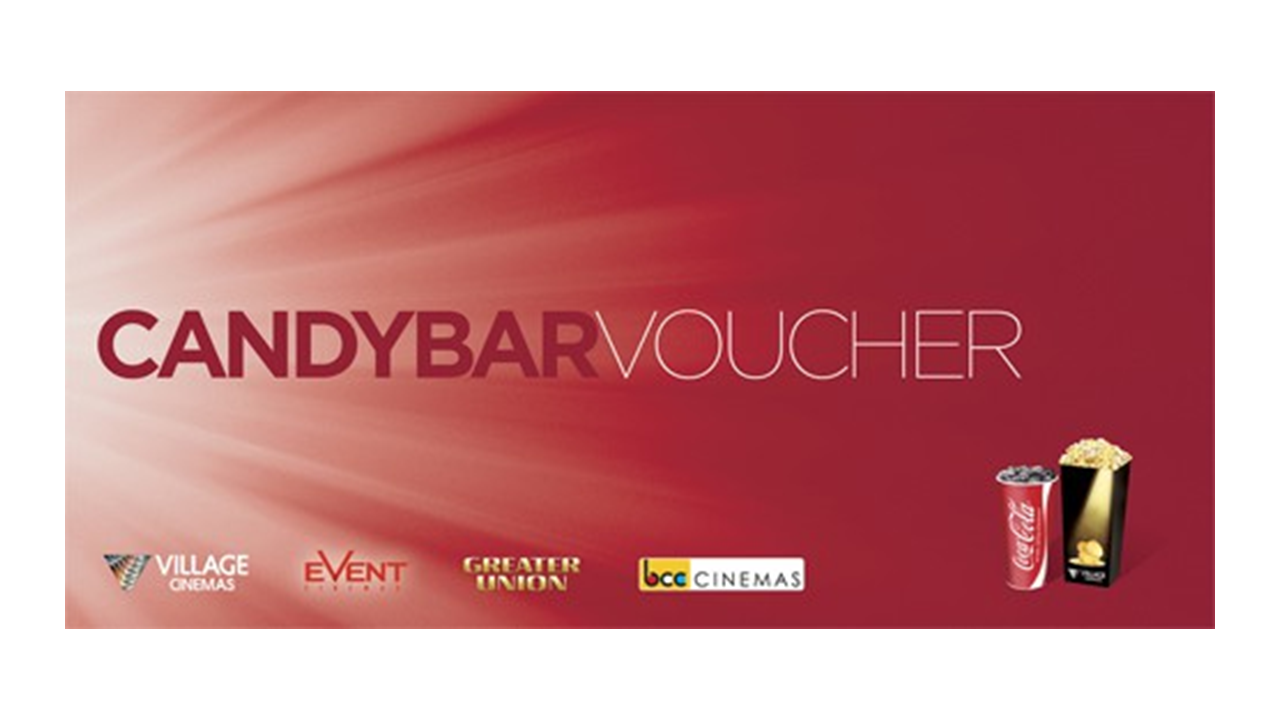 Buy Candy Bar Small Combo E-Voucher