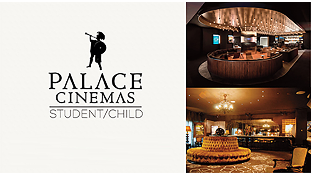 Simple As - Buy Palace - Student/Child E-Voucher